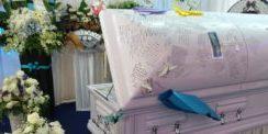 Non Religious Funeral Setup